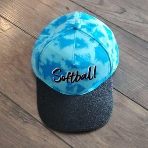 Justice Softball hat